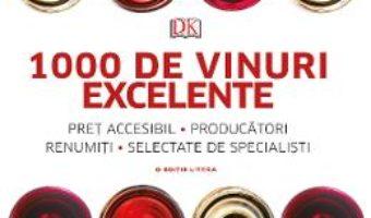 1000 de vinuri excelente PDF (download, pret, reducere)