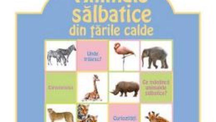 Download Animale salbatice din tarile calde pdf, ebook, epub
