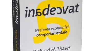 Download Comportament inadecvat – Richard H. Thaler pdf, ebook, epub