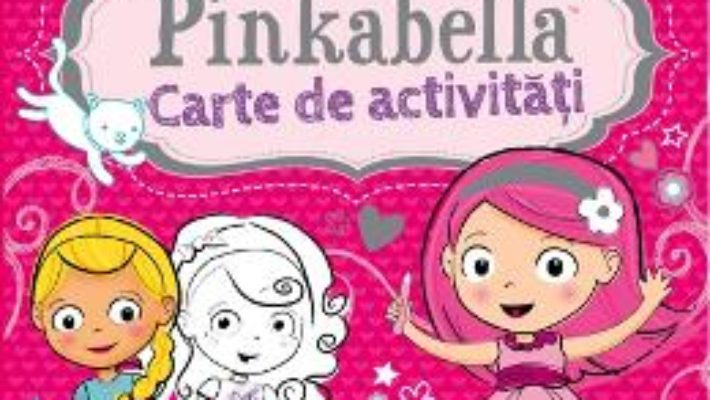 Download Pinkabella. Carte de activitati pdf, ebook, epub