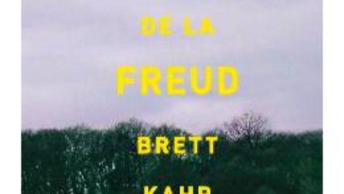 Cartea Lectii de viata de la Freud – Brett Kahr (download, pret, reducere)