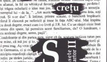 S… Casere martor Ii – Tudor Cretu PDF (download, pret, reducere)