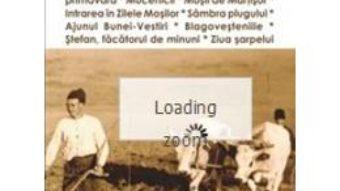 Pret Carte Calendarele poporului roman – Martie – Antoaneta Olteanu