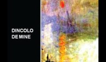 Dincolo de mine – Mariana Moga PDF (download, pret, reducere)