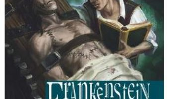 Frankenstein (Ro + Eng) – Mary Shelley PDF (download, pret, reducere)