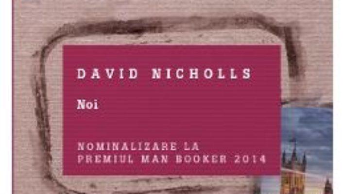 Cartea Noi – David Nicholls (download, pret, reducere)
