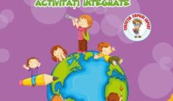 Carte Fise interdisciplinare – Clasa – 2 Activitati integrate – Adina Grigore PDF Online
