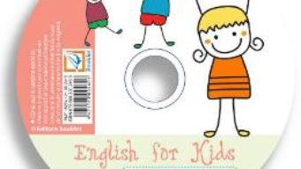 Cartea CD English for kids – Clasa 4 – Elena Sticlea (download, pret, reducere)