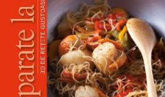 Preparate la wok – Jean-Francois Mallet PDF (download, pret, reducere)