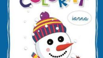 Pret Carte Cartea mea de colorat – Iarna