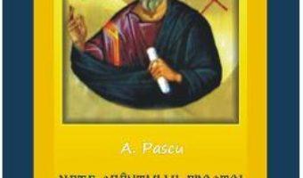 Viata Sfantului Apostol Andrei, intre realitate si poveste – A. Pascu PDF (download, pret, reducere)