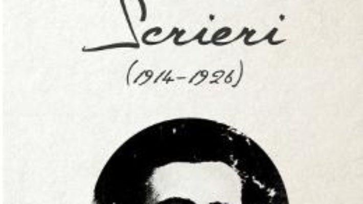 Scrieri 1914-1926 – Antonio Gramsci PDF (download, pret, reducere)