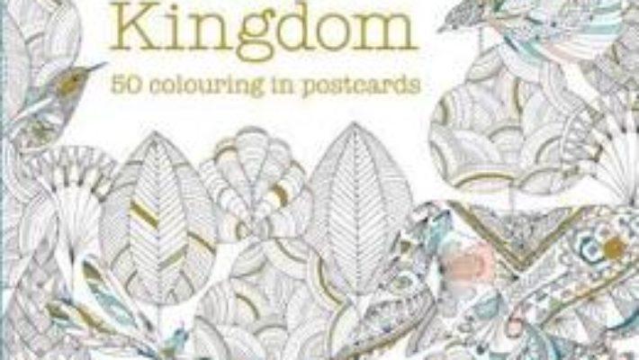 Cartea Millie Marotta's Animal Kingdom Postcard Box – Millie Marotta (download, pret, reducere)