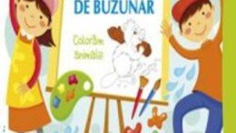 Carticica de buzunar: Coloram animale PDF (download, pret, reducere)