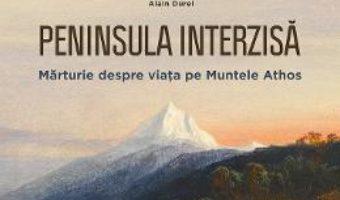Peninsula interzisa – Alain Durel PDF (download, pret, reducere)