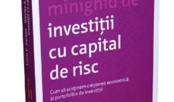 Minighid de investitii cu capital de risc – Louis C. Gerken, Wesley A. Whittaker PDF (download, pret, reducere)
