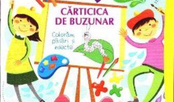 Carticica de buzunar: Coloram pasari si insecte PDF (download, pret, reducere)