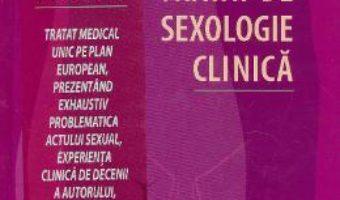 Tratat de sexologie clinica – Vasile Nitescu PDF (download, pret, reducere)