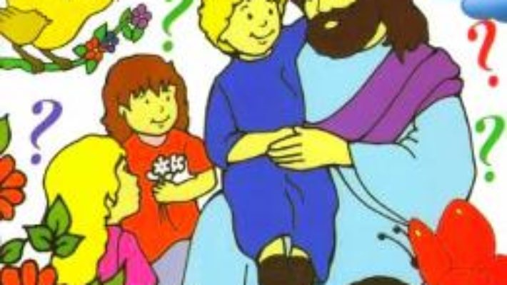 Cartea Ghicitori religioase pentru copii (download, pret, reducere)