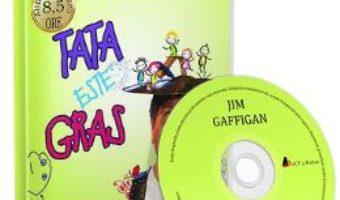 Cartea 2CD Tata este gras – Jim Gaffigan (download, pret, reducere)