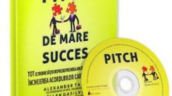 Cartea CD Pitch de mare succes – Alexander Taub, Ellen Dasilva (download, pret, reducere)