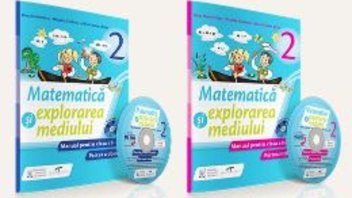 Pret Carte Set matematica si explorarea mediului – Clasa 2 – Partea I+partea II + CD – Iliana Dumitrescu, Nicoleta Ciobanu