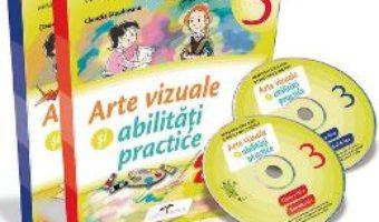 Pret Carte Arte vizuale si abilitati practice – Clasa 3 – Sem.1 si 2 + CD – Mirela Flonta