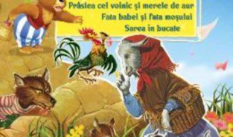 Carticica mea cu povesti celebre romanesti PDF (download, pret, reducere)