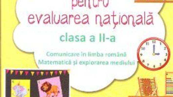 Cartea Teste pentru evaluarea nationala – Clasa 2 – Simona Grujdin, Adriana Borcan (download, pret, reducere)