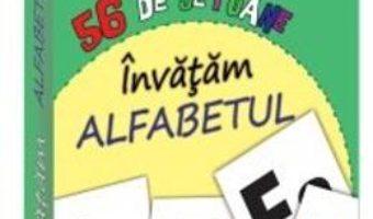 Pret Carte 56 de jetoane: invatam alfabetul (5 Ani+)