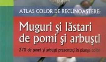 Muguri si lastari de pomi si arbusti – Bernd Schulz PDF (download, pret, reducere)