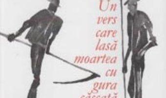 Cartea Un vers care lasa moartea cu gura cascata – Ion Bogdan Stefanescu (download, pret, reducere)