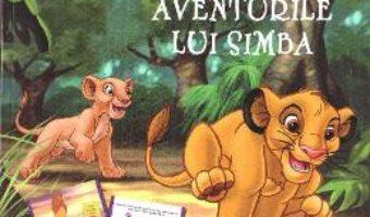 Cartea Aventurile lui Simba – Citesc si ma joc! (download, pret, reducere)