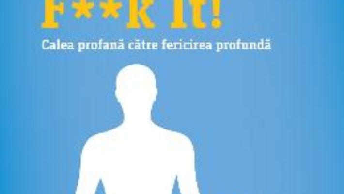 Terapia F K It! – John C. Parkin PDF (download, pret, reducere)