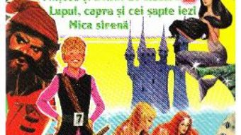 Carticica mea cu povesti celebre 4: Croitorasul cel Viteaz… PDF (download, pret, reducere)