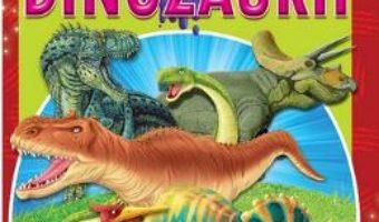 Invatam si coloram dinozaurii PDF (download, pret, reducere)