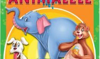 Invatam si coloram animalele PDF (download, pret, reducere)