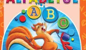 Invatam si coloram alfabetul PDF (download, pret, reducere)