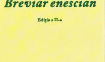 Breviar enescian – Pascal Bentoiu PDF (download, pret, reducere)
