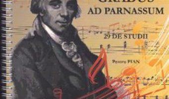 Gradus ad Parnassum PDF (download, pret, reducere)
