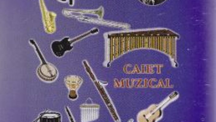 Cartea Caiet muzical – Dinu Lipatti (download, pret, reducere)