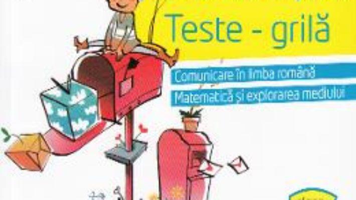 Pret Carte Ne pregatim pentru concursurile scolare. Teste-grila – Clasa 2 – Romana, mate, expl. mediului
