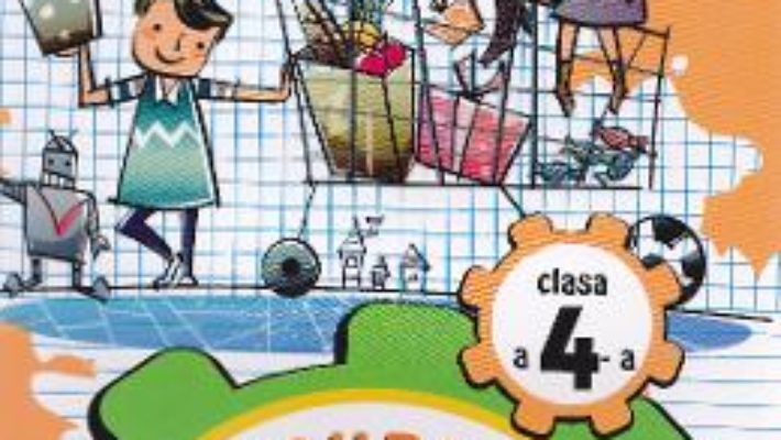 Bucuriile vacantei cls 4 ed.2015 – Marinela Chiriac PDF (download, pret, reducere)