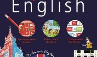 Engleza distractiva Larousse 8-9 ani PDF (download, pret, reducere)