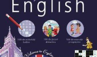 Engleza distractiva Larousse 10-11 ani PDF (download, pret, reducere)