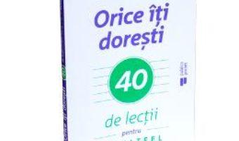 Orice iti doresti – Derek Sivers PDF (download, pret, reducere)
