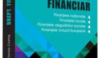 Drept financiar – Cosmin Flavius Costas PDF (download, pret, reducere)