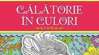 Calatorie in culori – Motive florale PDF (download, pret, reducere)