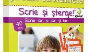 Cartea Scrie si sterge – Jocuri cu numere (download, pret, reducere)
