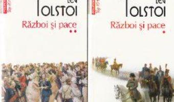 Cartea Razboi si pace Vol. 1+2 – Lev Tolstoi (download, pret, reducere)